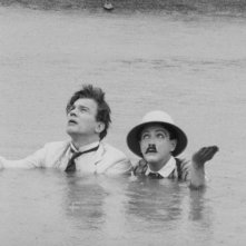 Too Much Johnson: un'immagine tratta dal film incompiuto di Orson Welles