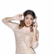 Violetta: Martina Stoessel nei panni della protagonista in una foto promozionale della stagione 2