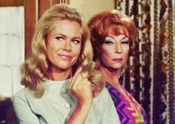 Vita da strega: Elizabeth Montgomery e Agnes Moorehead nella sitcom