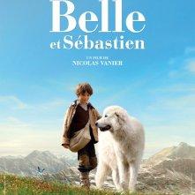 Belle & Sebastien: la locandina francese del film