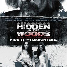 Hidden in the Woods: nuovo poster