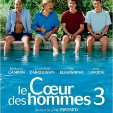 Le coeur des hommes 3: la locandina del film
