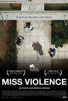 Miss Violence: la locandina italiana