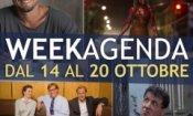 Week-Agenda: The Walking Dead, Escape Plan e Carrie