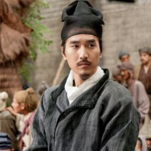 Young Detective Dee: Rise of the Sea Dragon 3D, Mark Chao in una scena