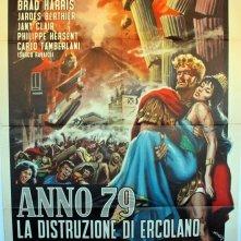 Anno 79: La distruzione di Ercolano: la locandina del film