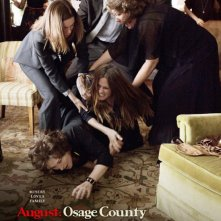 August: Osage County: la nuova movimentata locandina del film
