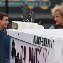 Scemo & + scemo 2: Jim Carrey e Jeff Daniels sul set