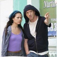 Homeland: Martina García e Damian Lewis nell'episodio Tower of David