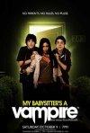 La mia babysitter è un vampiro: la locandina del film