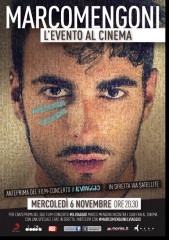 Marco Mengoni – L'evento al cinema in streaming & download