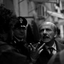 Song'e Napule: Carlo Buccirosso sul set