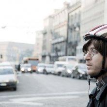 Song'e Napule: il protagonista Alessandro Roja in un momento del film