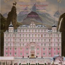 The Grand Budapest Hotel: il primo poster