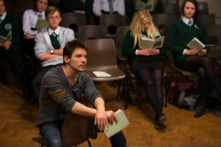 Another Me: Jonathan Rhys Meyers in una scena del film