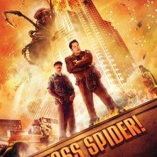 Big Ass Spider!: la locandina del film