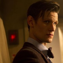 Doctor Who: Matt Smith nell'episodio speciale The Day of the Doctor