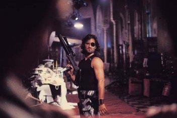 Fuga da Los Angeles: Kurt Russell torna a vestire i panni di 'Snake' Plissken