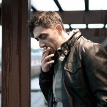 I corpi estranei: Filippo Timi in un momento del film