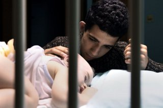 I corpi estranei: Jaouher Brahim in una scena