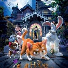 Il castello magico: la locandina del film
