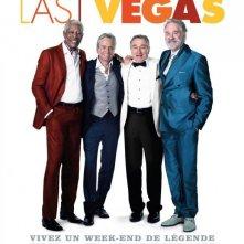 Last Vegas: ecco la locandina francese
