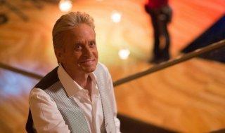 Last Vegas: Michael Douglasin una scena del film