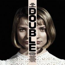 The Double: doppio poster per Mia Wasikowska