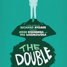 The Double: la locandina del film
