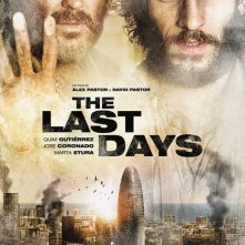 The last days: la locandina italiana del film