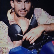 Claudio Del Falco in una foto di scena del film Tradito a morte