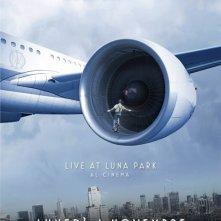 Dream Theater: Live at Luna Park: la locandina del film
