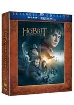 La copertina di Lo Hobbit - Extended Edition (blu-ray)