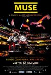 Muse - Live at Rome Olympic Stadium: la locandina del film