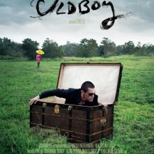 Oldboy: la locandina italiana