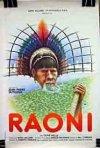 Raoni: la locandina del film