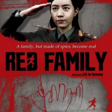 Red Family: la locandina del film