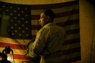 Revolution: Giancarlo Esposito nell'episodio Patriot Games