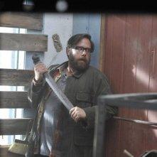 Revolution: Zak Orth in una scena dell'episodio Love Story