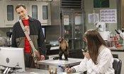 Tv, le serie della settimana, debutta Leo Mattei, torna The Big Bang Theory
