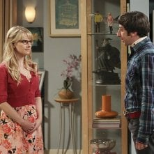 The Big Bang Theory: Simon Helberg e Melissa Rauch nell'episodio The Raiders Minimization