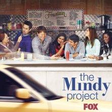 The Mindy Project: un poster della stagione 2