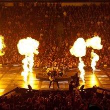 Metallica Through the Never: una scena del film concerto incentrato sui Metallica