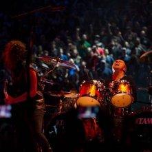 Metallica Through the Never: una scena del film sul gruppo rock statunitense