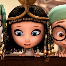 Mr. Peabody e Sherman: una curiosa e colorata immagine tratta dal film