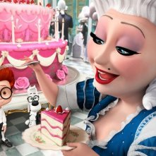 Mr. Peabody e Sherman: una scena del film della Dreamworks