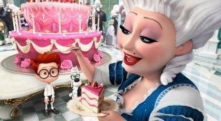 Mr. Peabody e Sherman: una scena del film della Dreamworks
