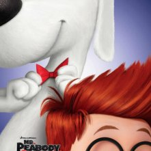 Mr. Peabody & Sherman: teaser poster italiano del film