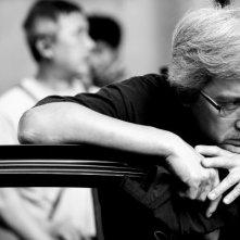The White Storm: il regista Benny Chan sul set