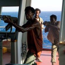 Captain Phillips - Attacco in mare aperto: pirati somali all'attacco della nave portacontainer americana